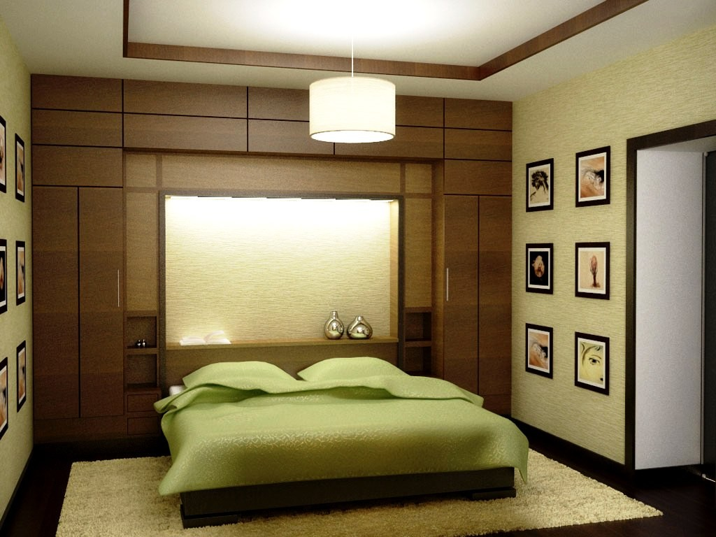 Image of: Paint Color Schemes Bedrooms