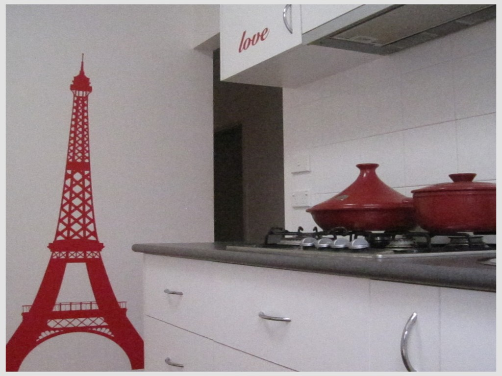 Image of: Paris Themed Kids Room