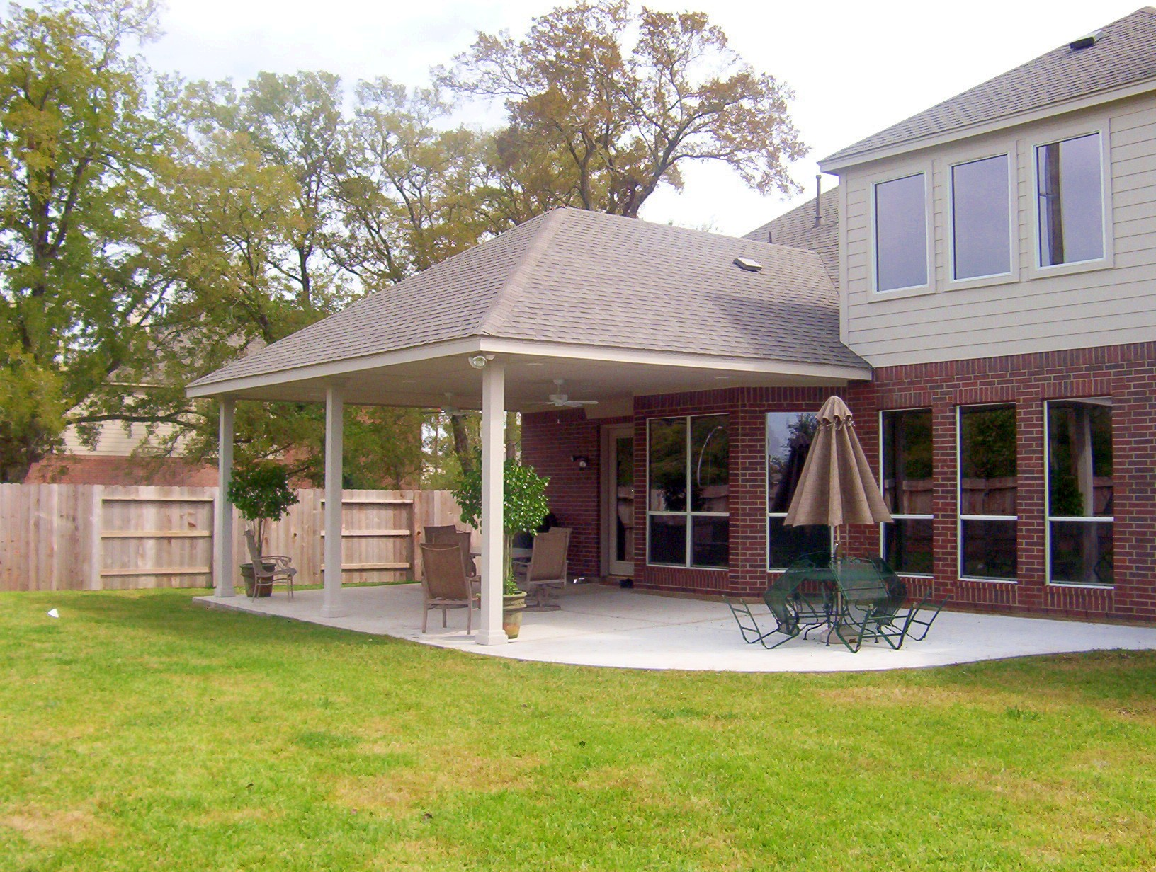 Image of: Patio Cover Cost