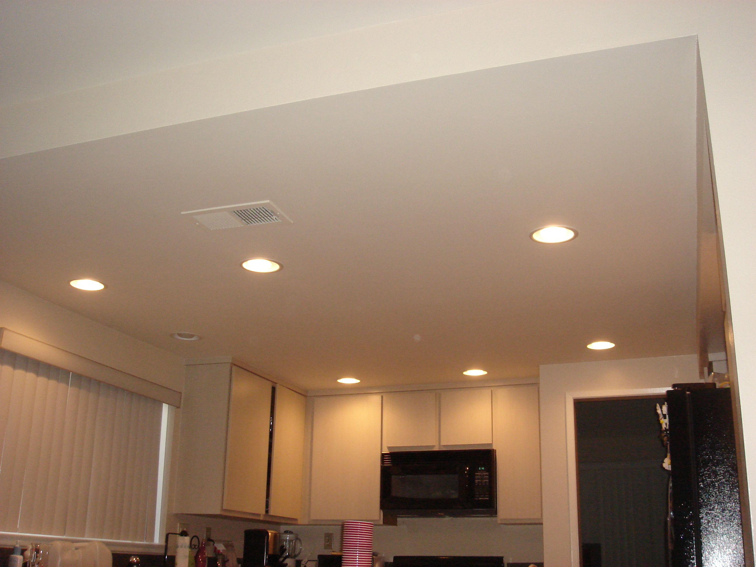 Image of: Placement Of Recessed Lights