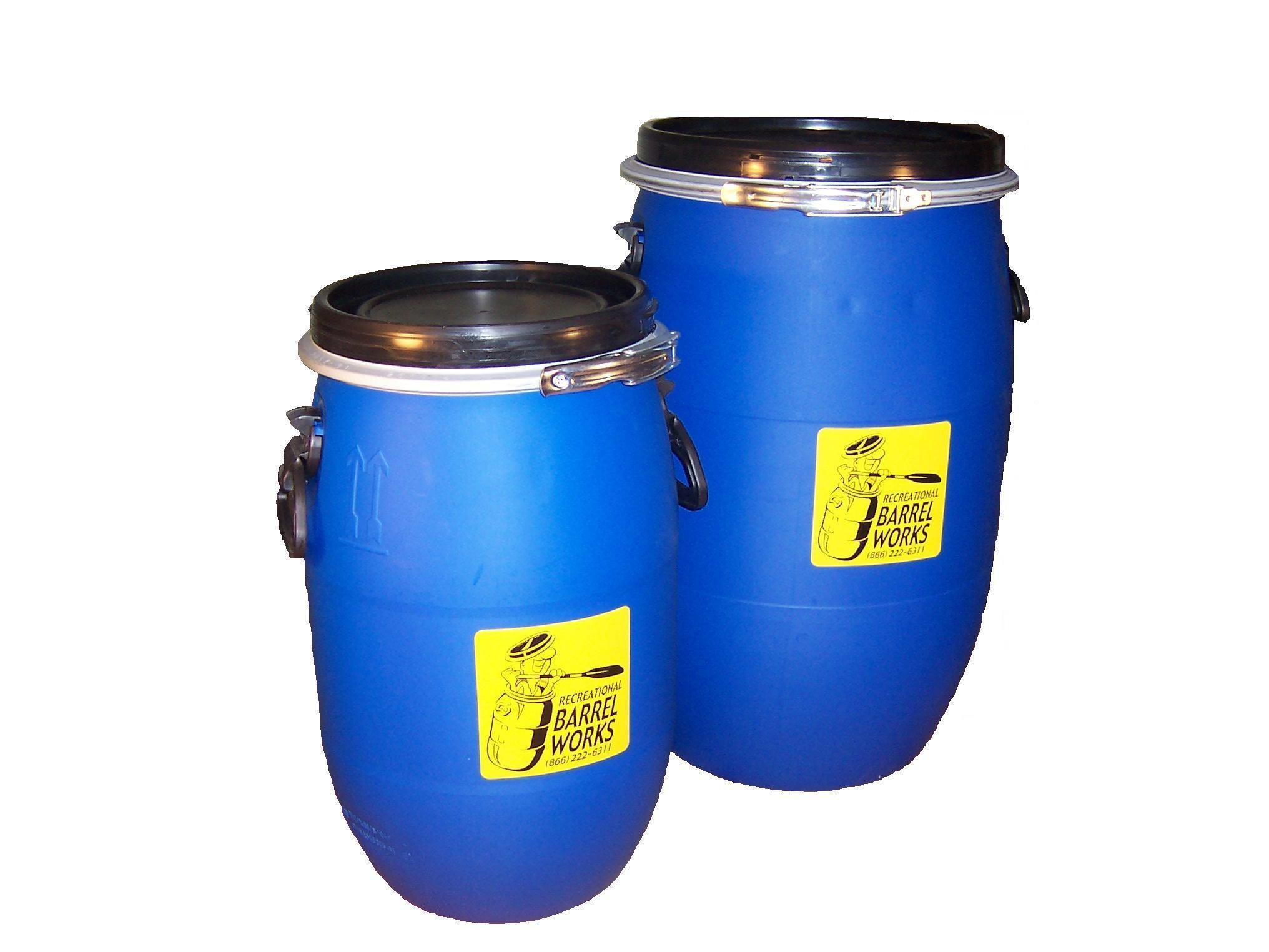 Image of: Plastic Barrels Picture