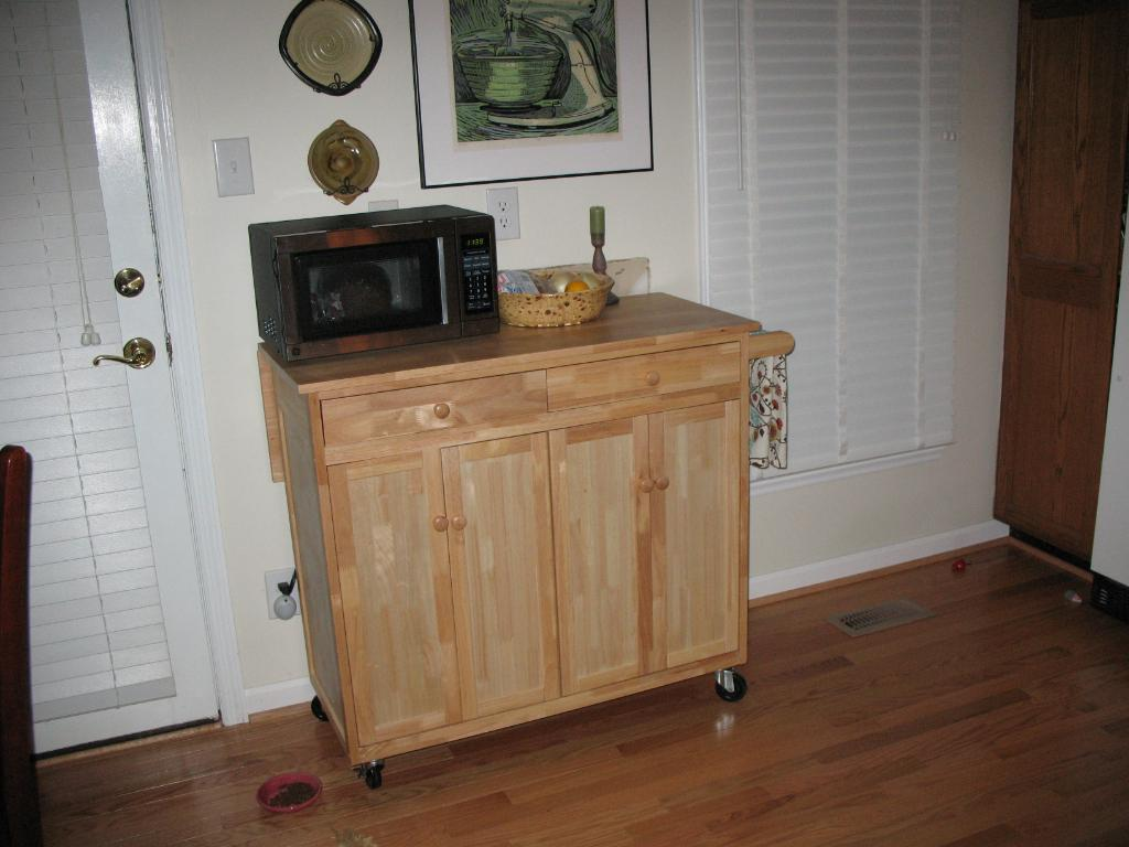 Image of: Portable Kitchen Island Ikea