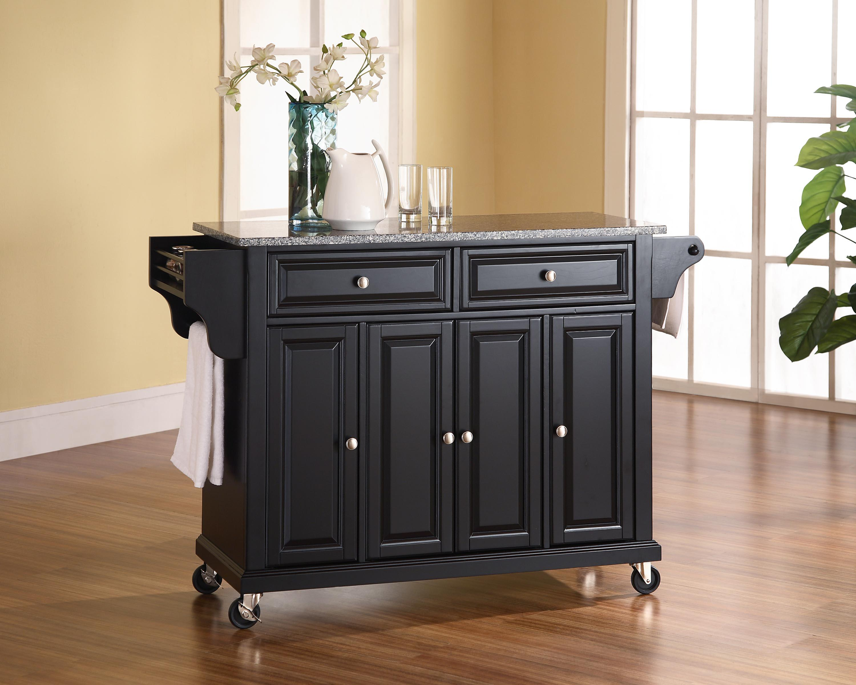 Image of: Portable Kitchen Island With Seating