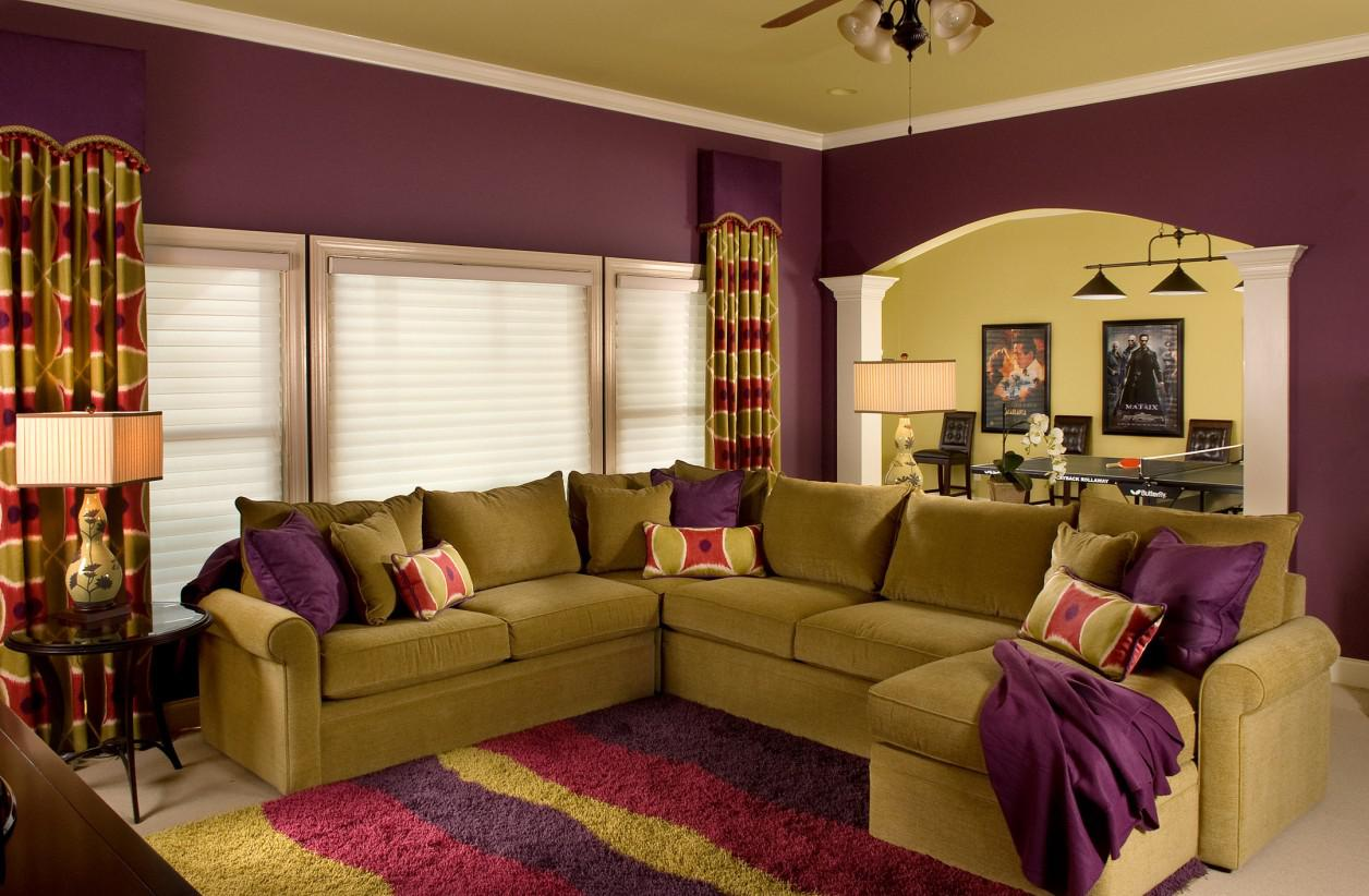 Image of: Purple Paint Colors Benjamin Moore