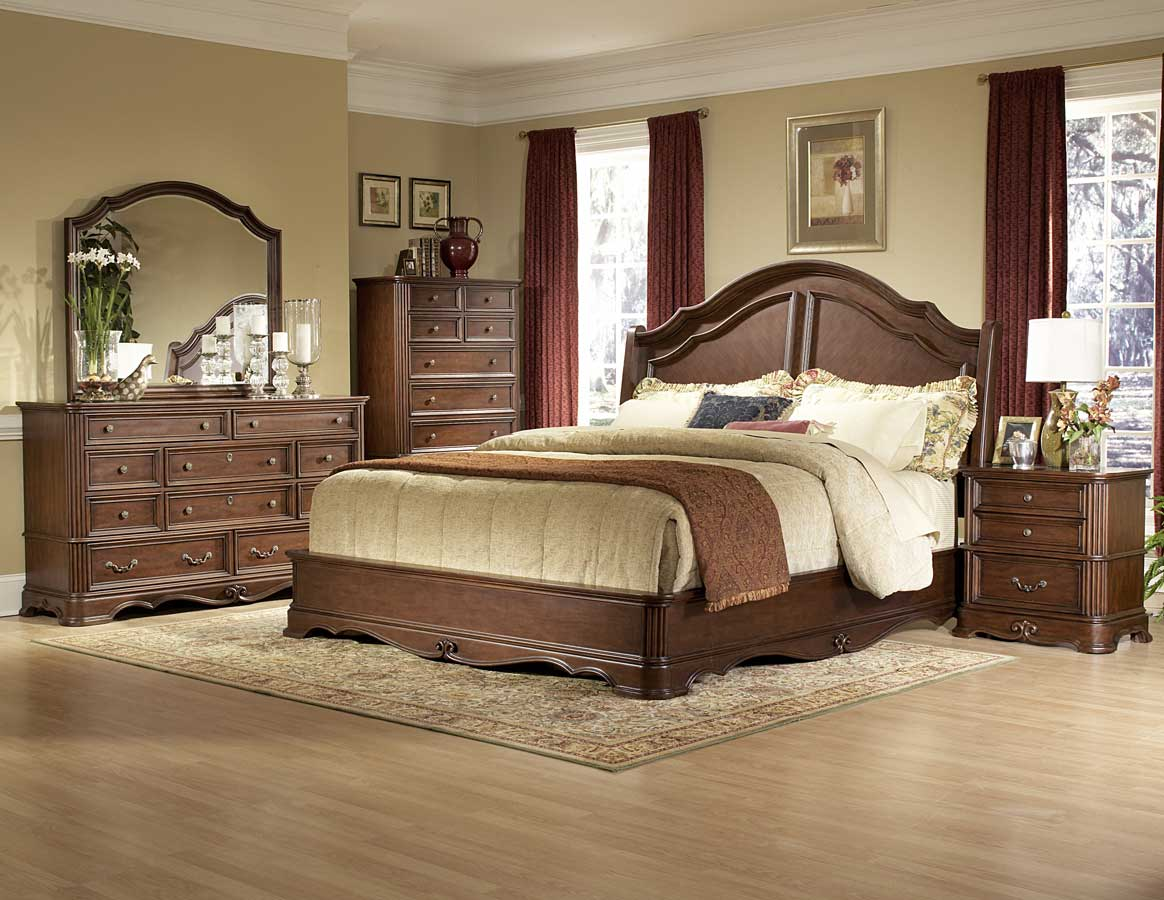 Image of: Queen Size Bed Set