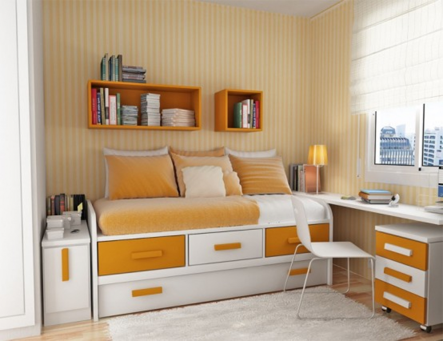 Image of: Room Makeover Ideas For Teenage Girl