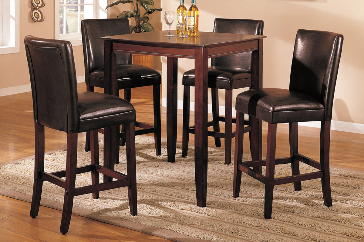 Image of: Rustic Pub Tables
