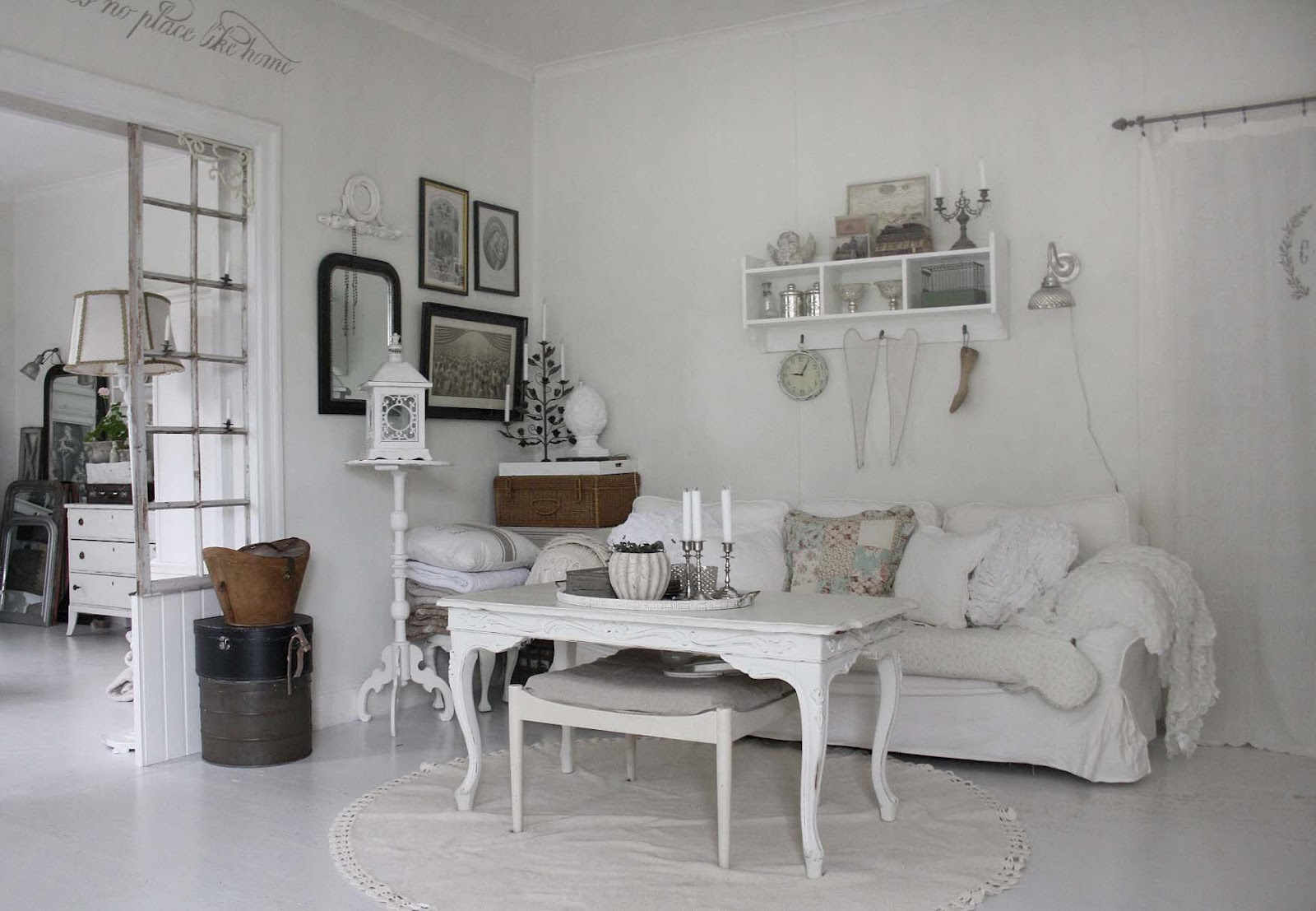 Image of: Shabby Chic Unique Kids Beds