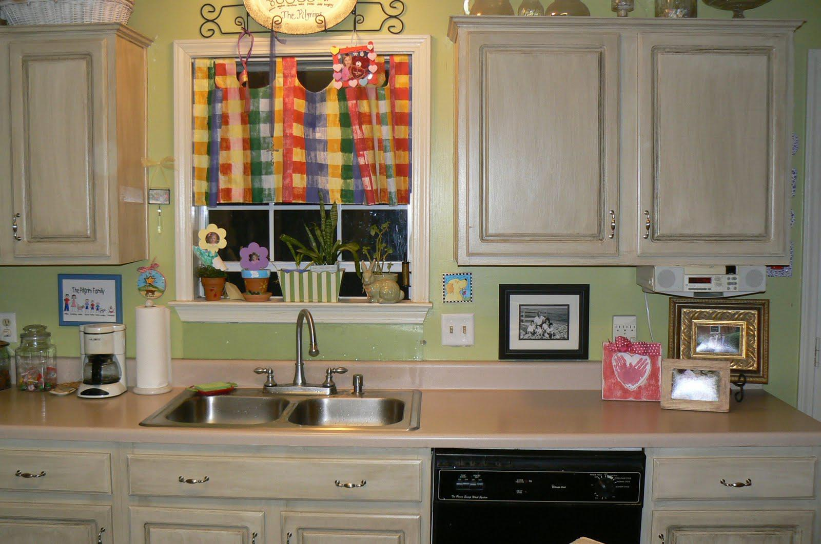 Image of: Should I Paint My Cabinets White