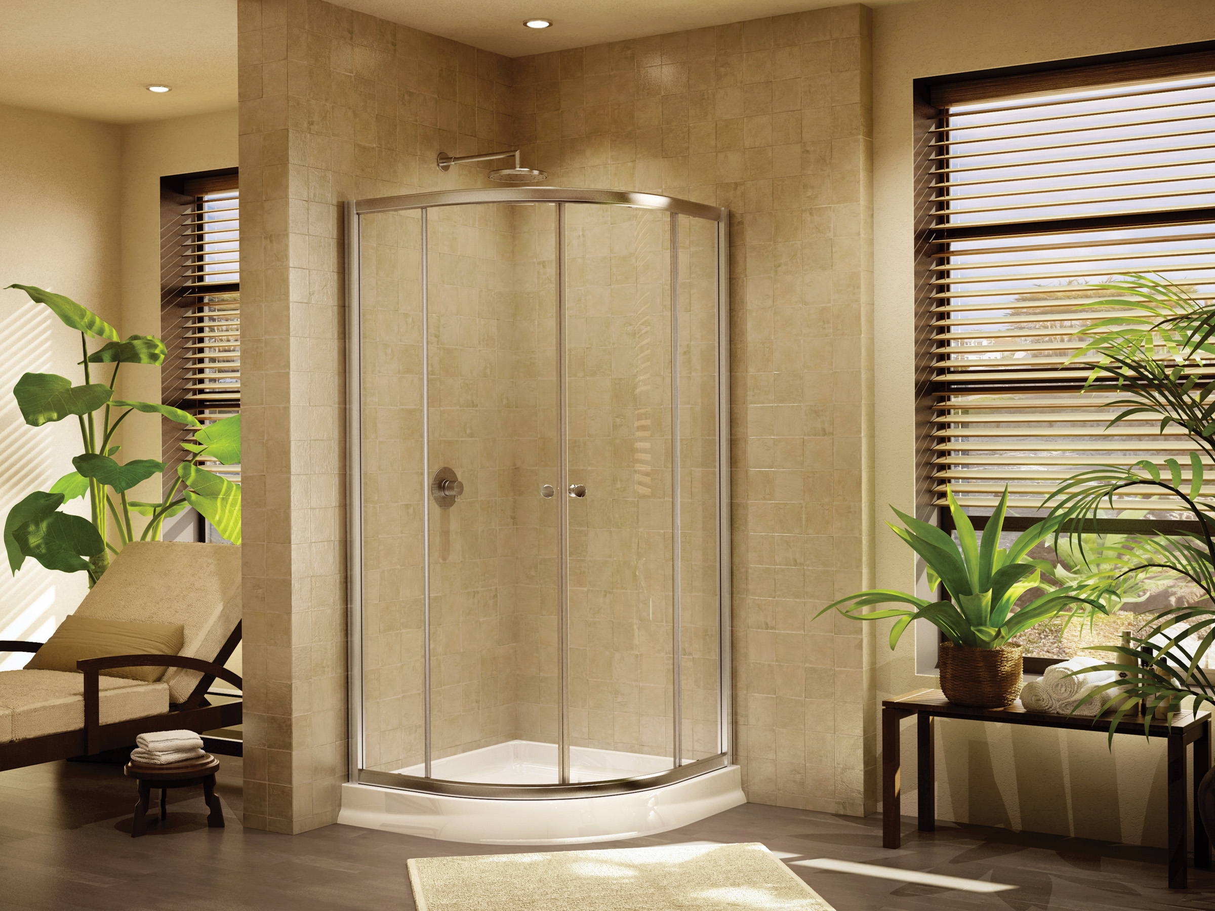 Image of: Shower Stall Ideas