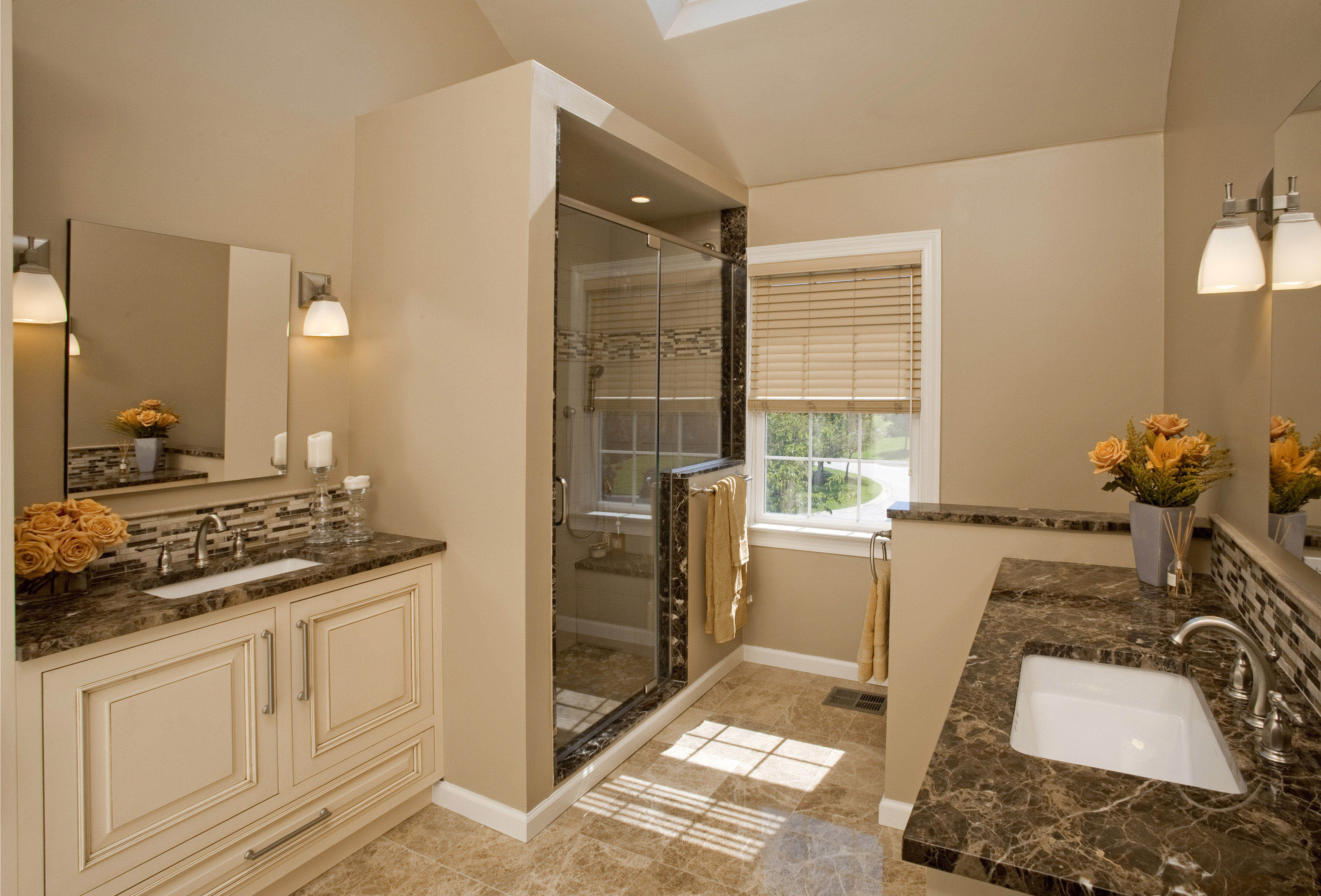 Image of: Small Bathroom Remodel On A Budget