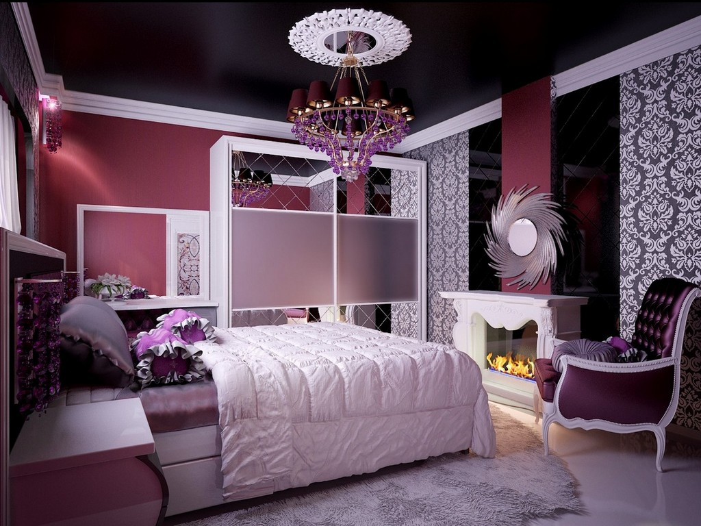 Image of: Awesome Teenage Girl Bedroom Colors Ideas