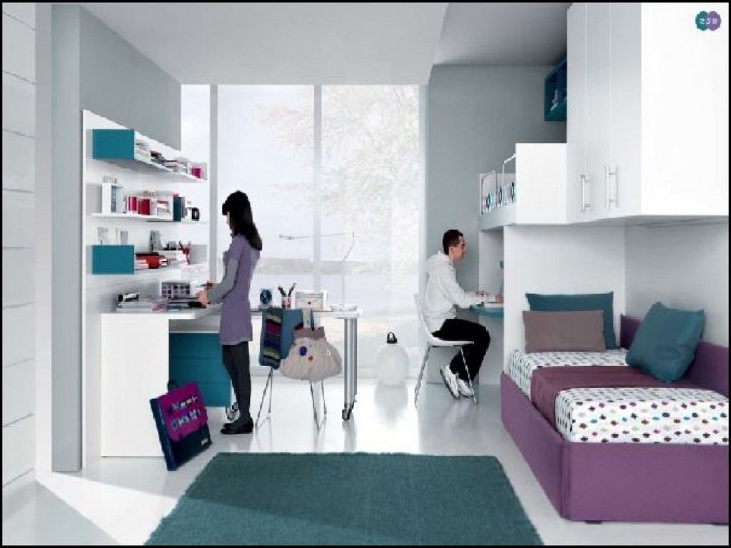 Image of: Teenage Girl Bedroom Furniture Sets
