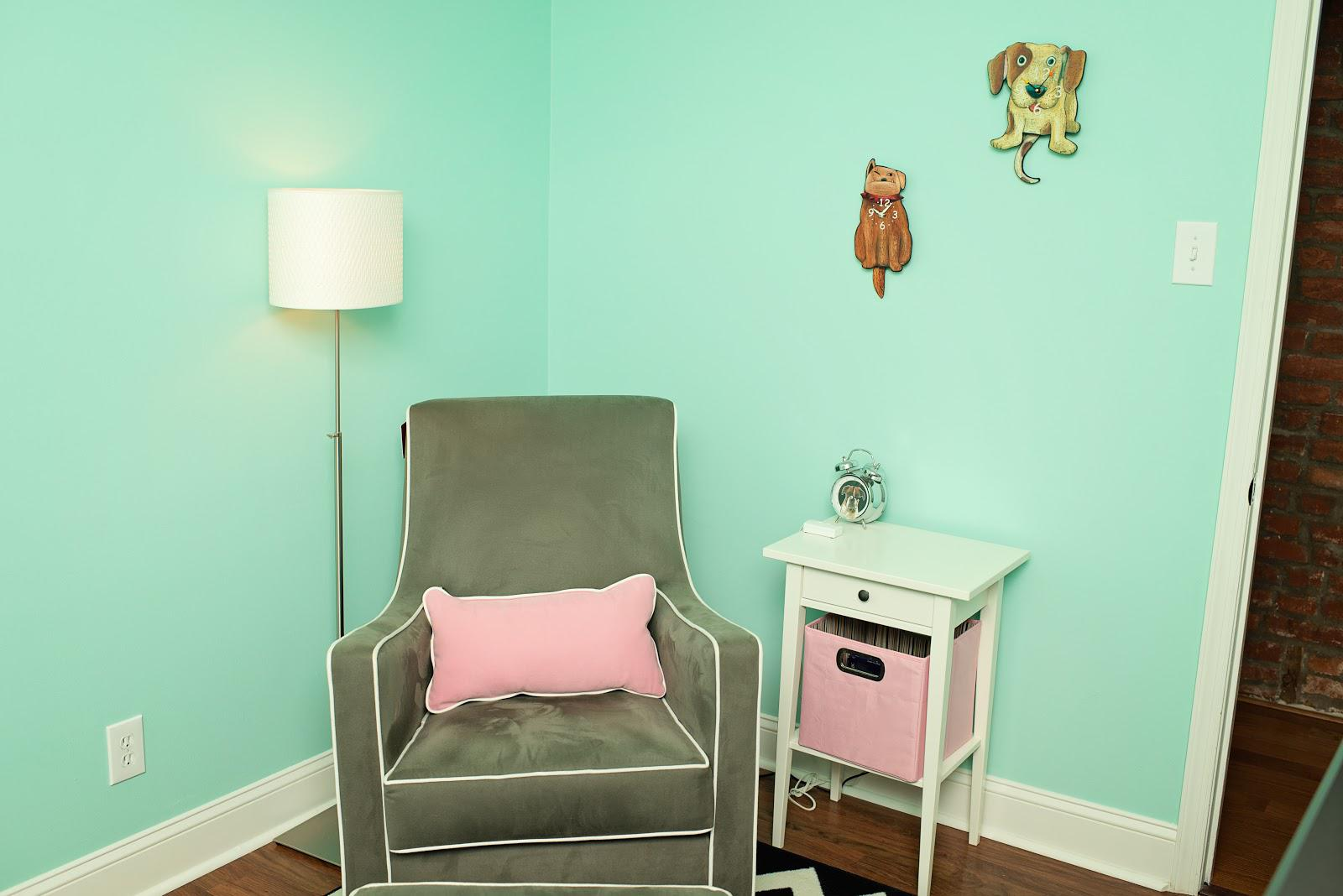 Image of: Tiffany Blue Paint Color Benjamin Moore