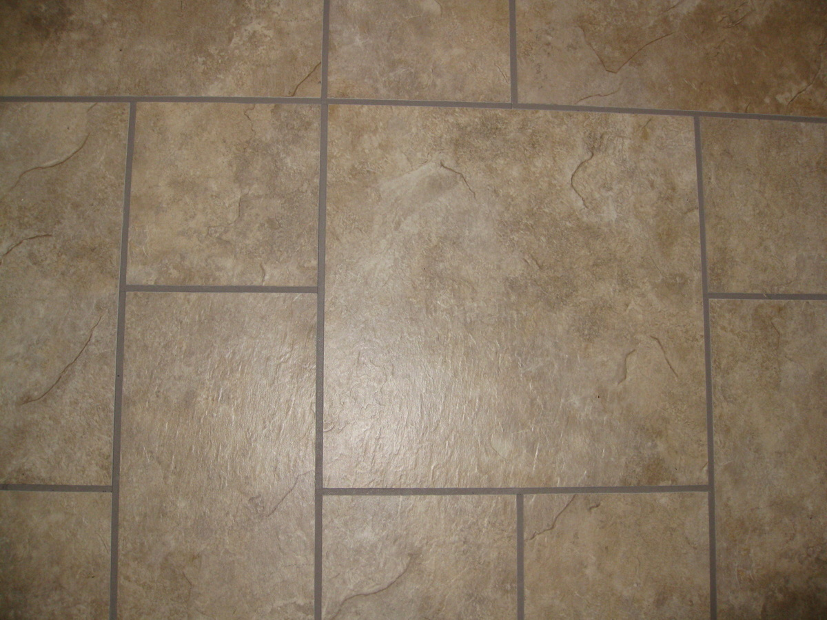 Image of: Tile Floor Pattern