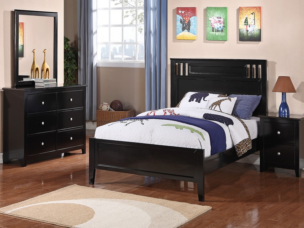 Image of: Twin Bedroom Furniture Sets For Boys