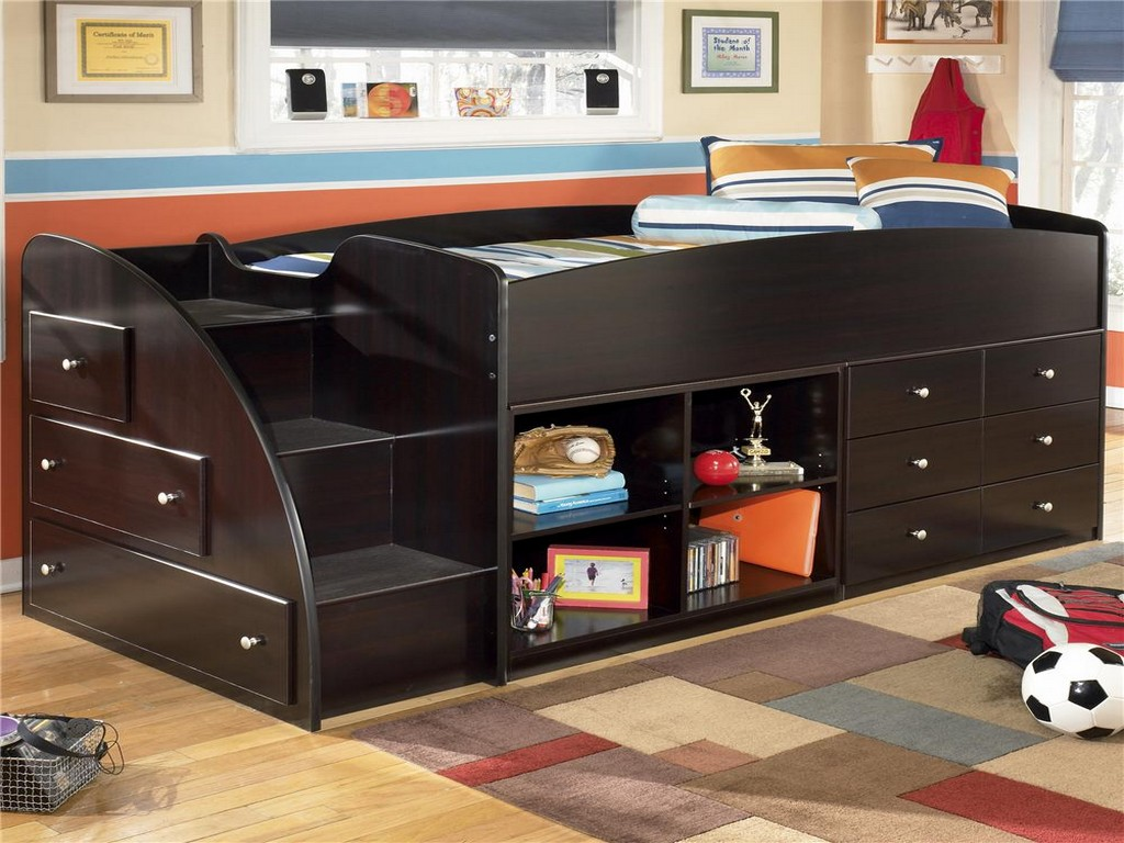 Image of: Twin Bedroom Sets For Boys