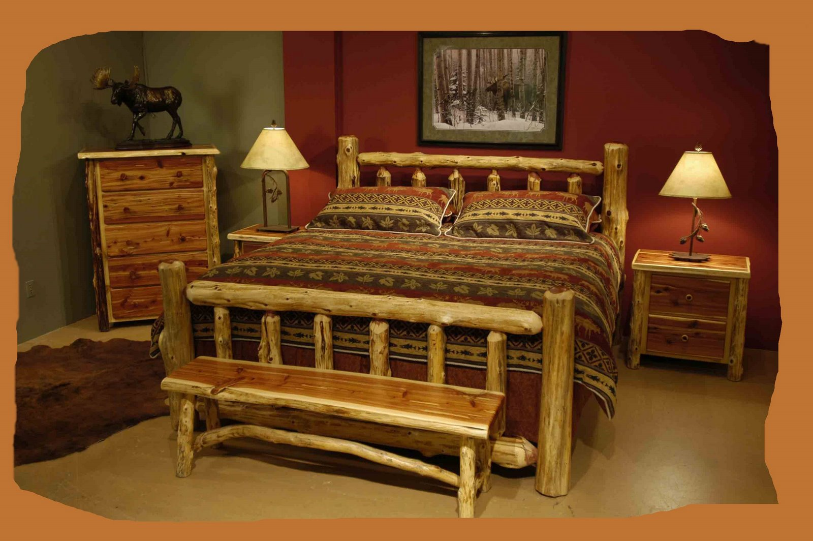 Image of: Unique Bedroom Sets