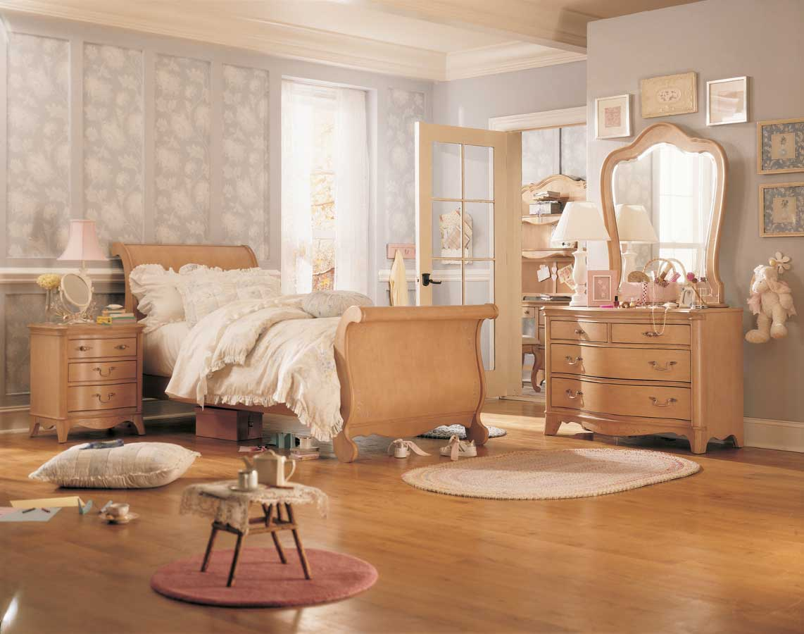 Image of: Vintage Unique Kids Beds