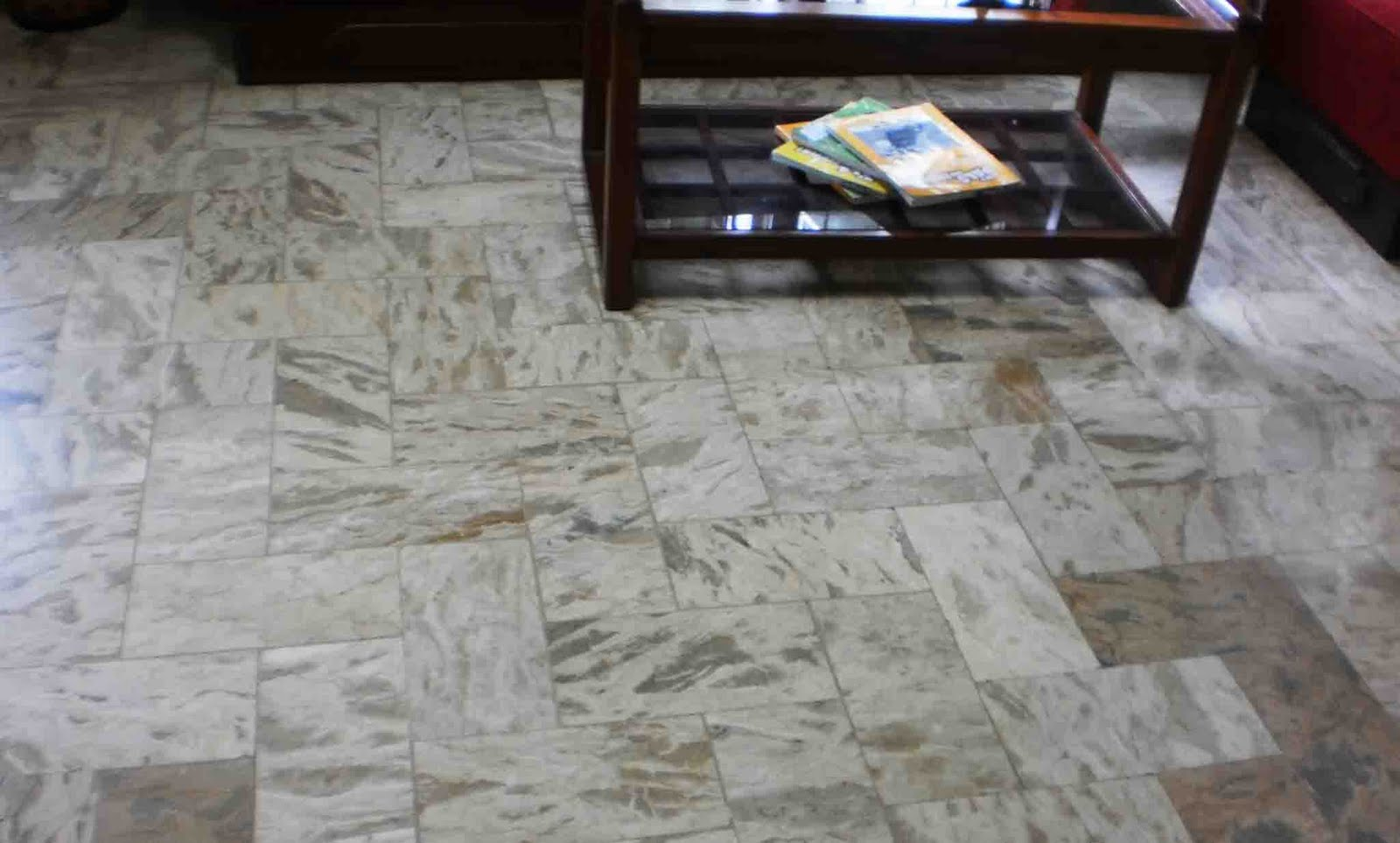 Image of: White Marble Floor