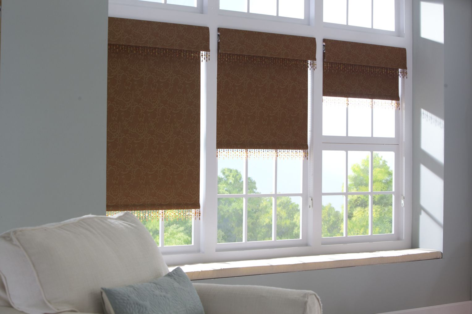 Image of: Window Shades Walmart