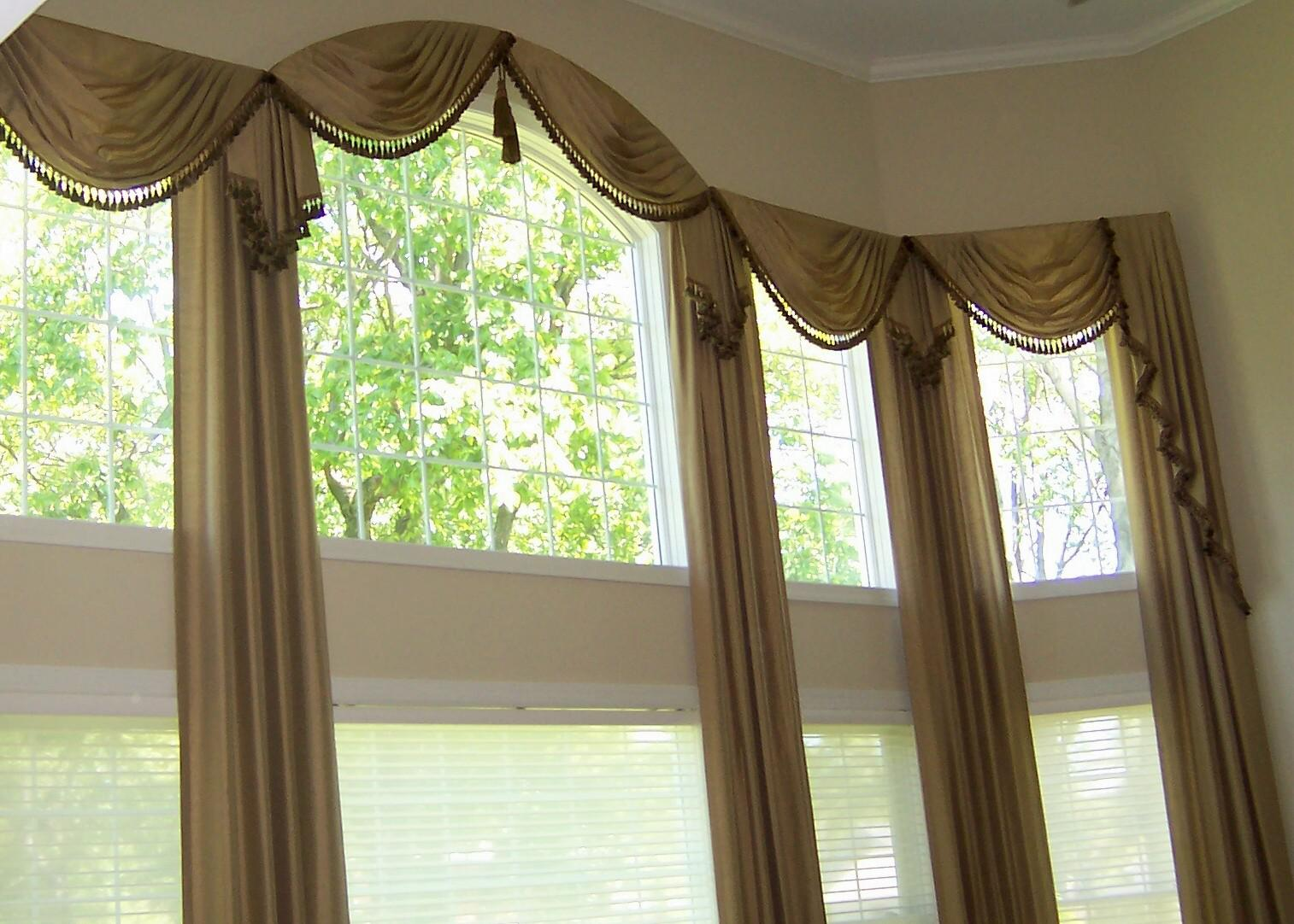 Image of: Window Treatment Ideas