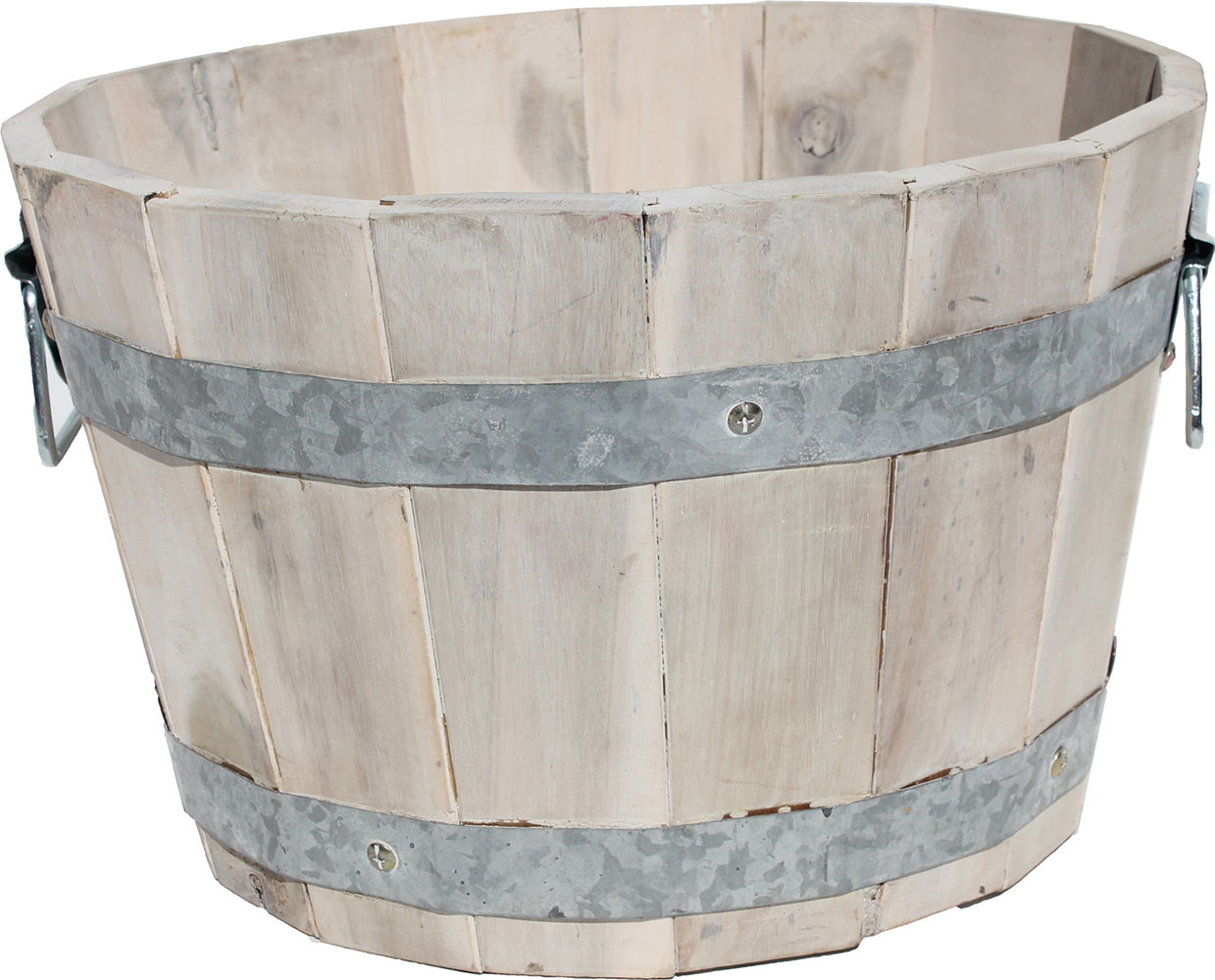 Image of: Wooden Garden Planter