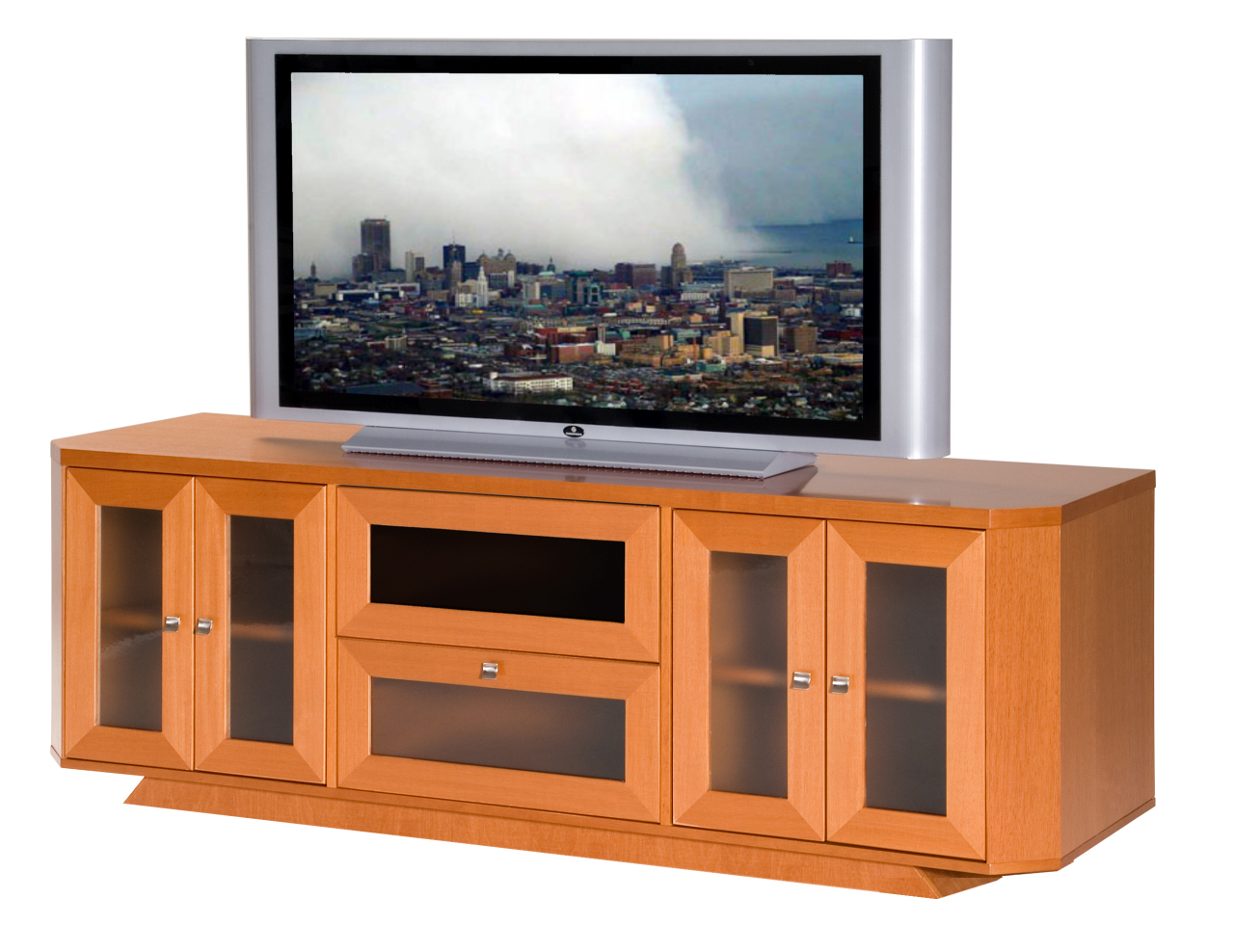 Image of: Wooden Tv Stands Ikea