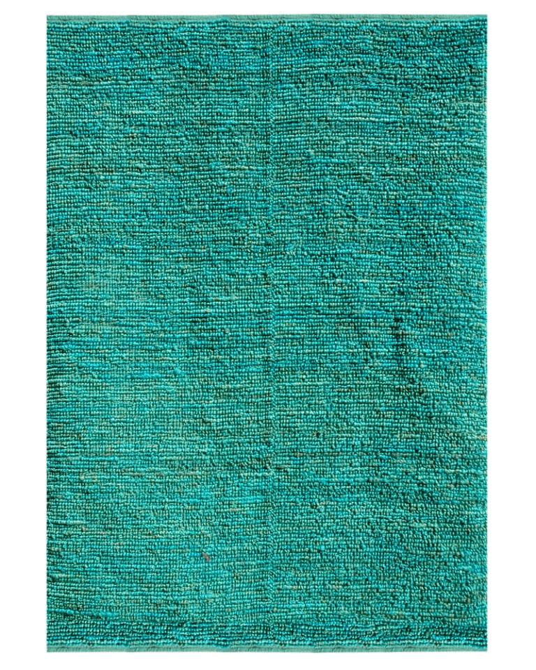 Image of: Aqua Area Rug