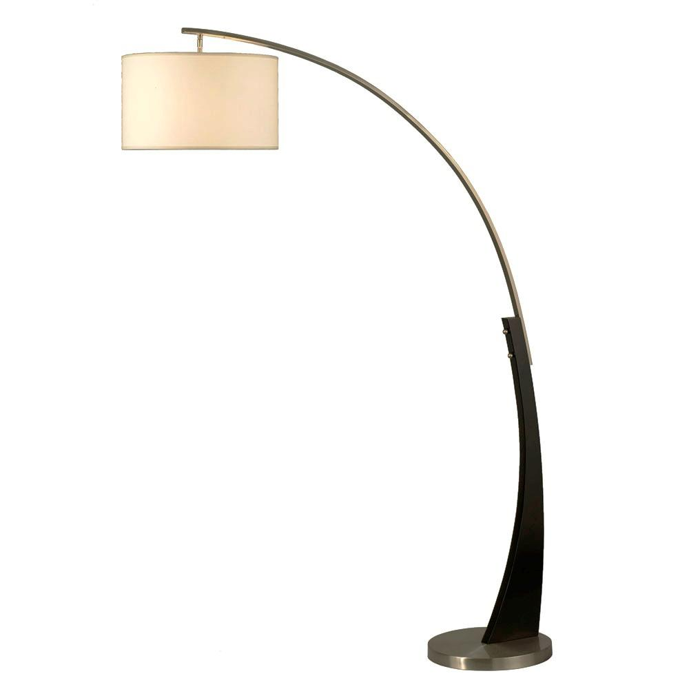 Image of: Arc Floor Lamp IKEA