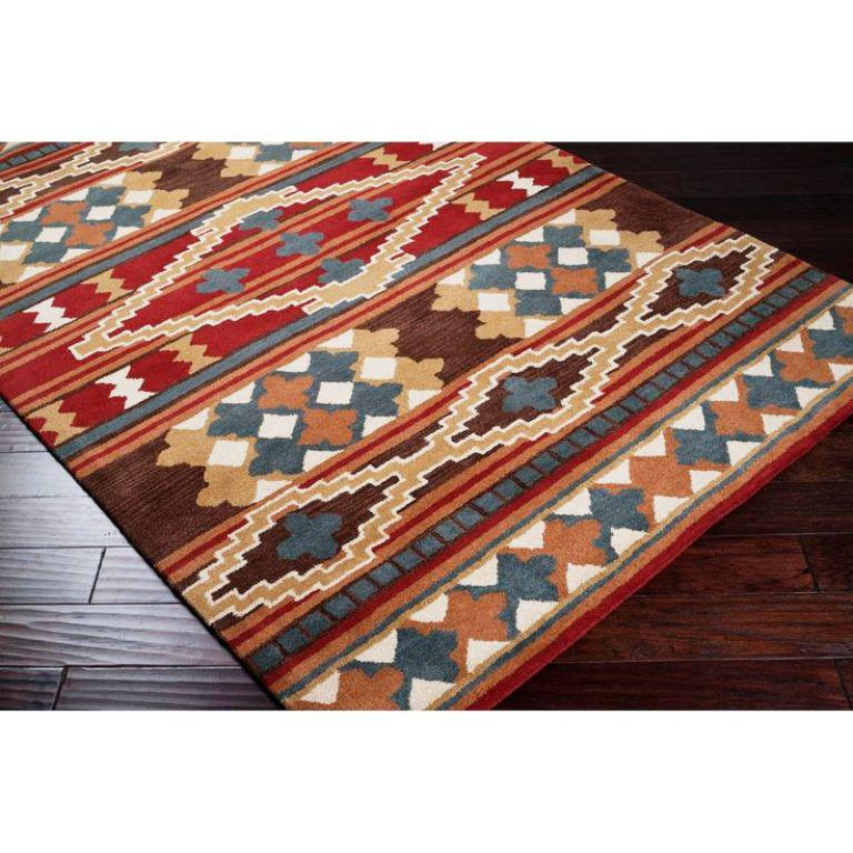 Image of: Aztec Area Rugs