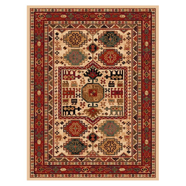 Image of: Aztec Rug Runner