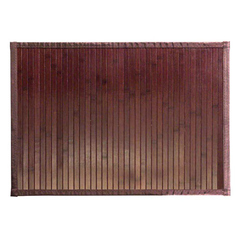 Image of: Bamboo Floor Mat