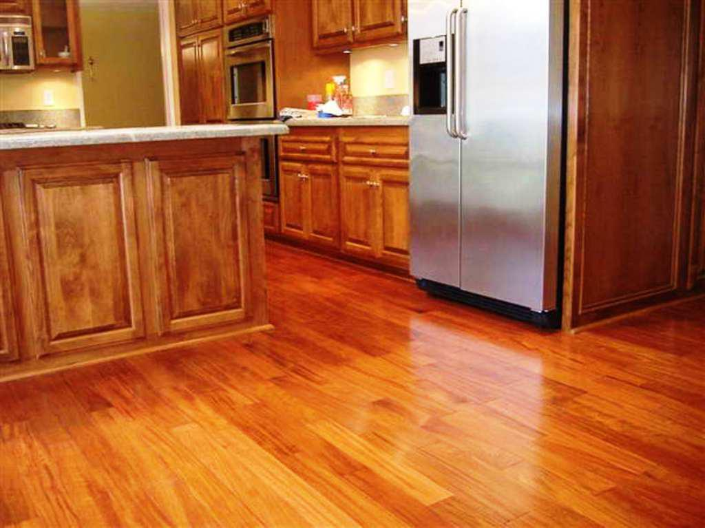 Image of: Best Tile For Kitchen Floor
