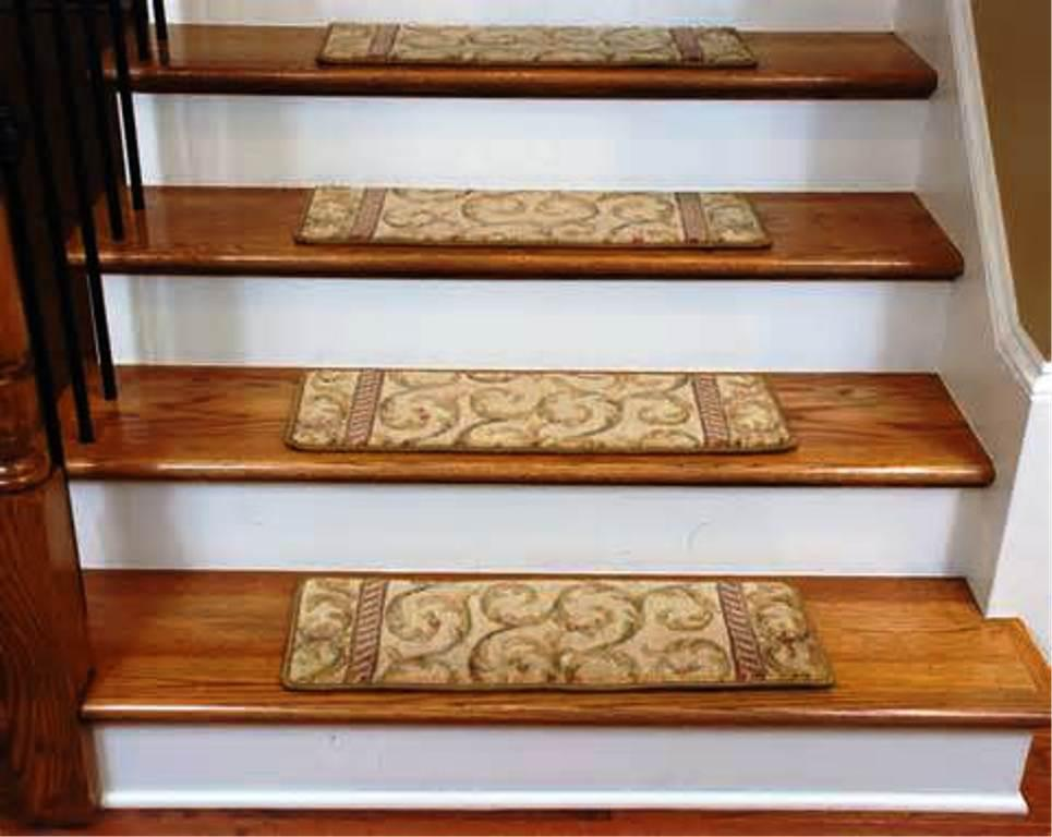 Image of: Carpet Stair Treads Non Slip