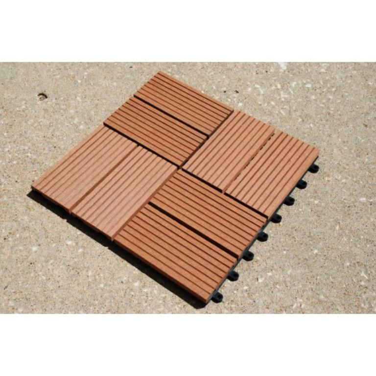 Image of: Cheap Interlocking Deck Tiles