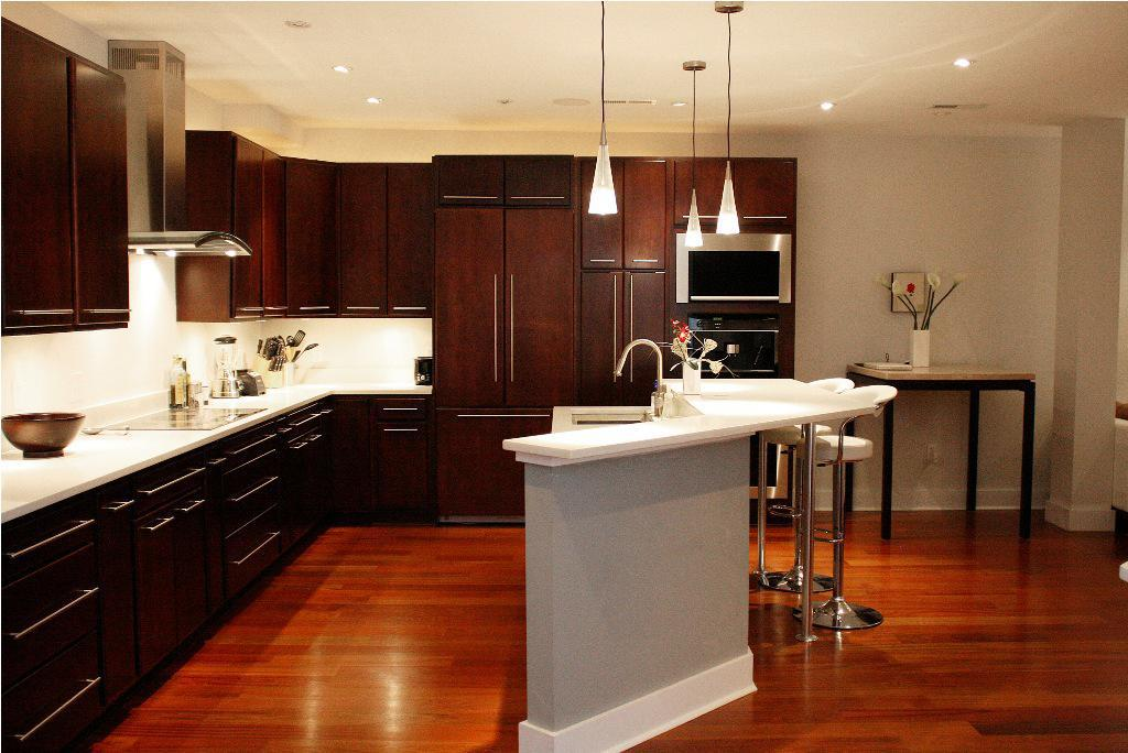 Image of: Cheap Kitchen Flooring Options