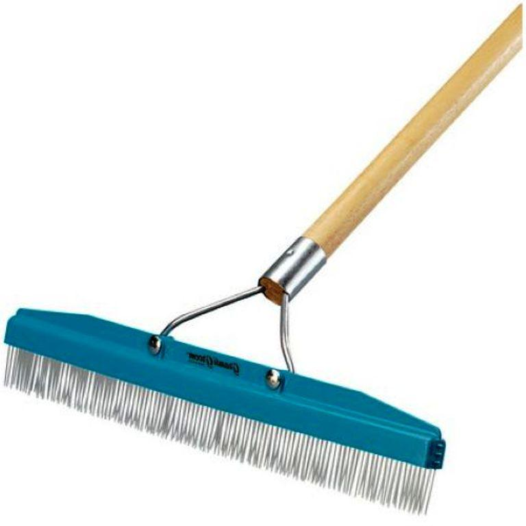 Image of: Commercial Carpet Rake