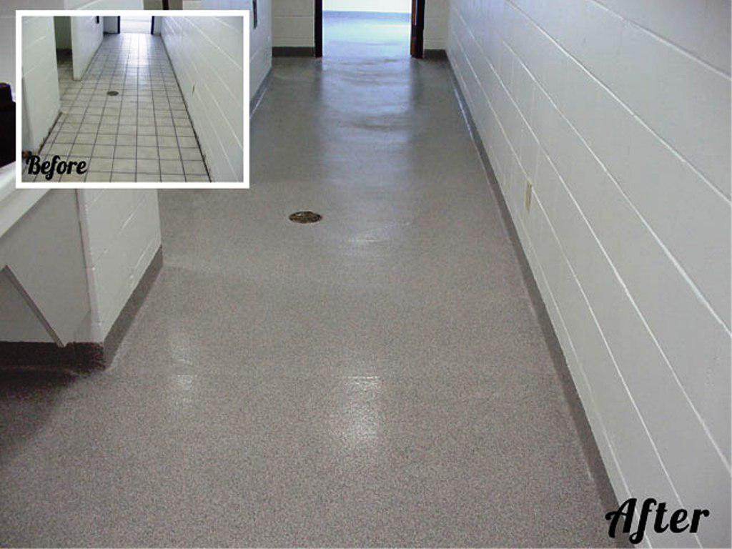 Image of: Commercial Epoxy Floor Coatings