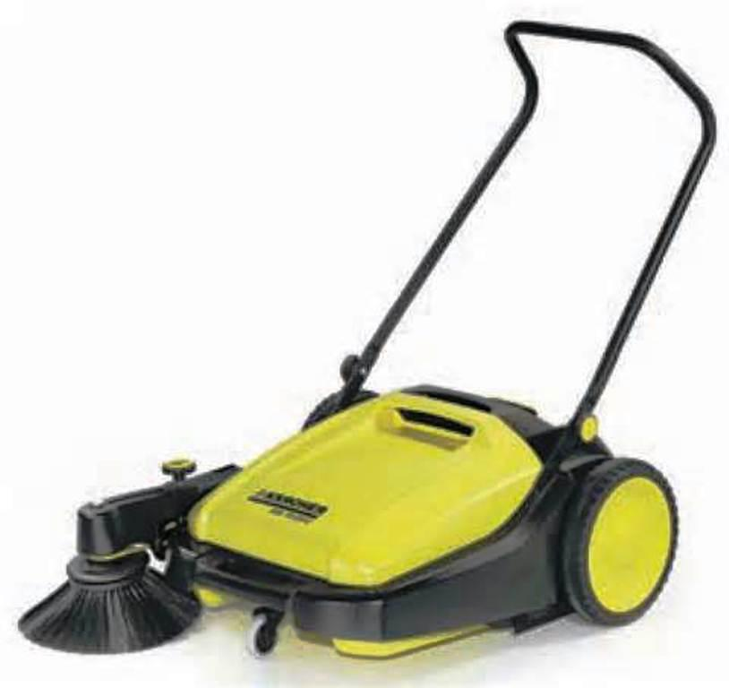 Image of: Commercial Floor Sweeper