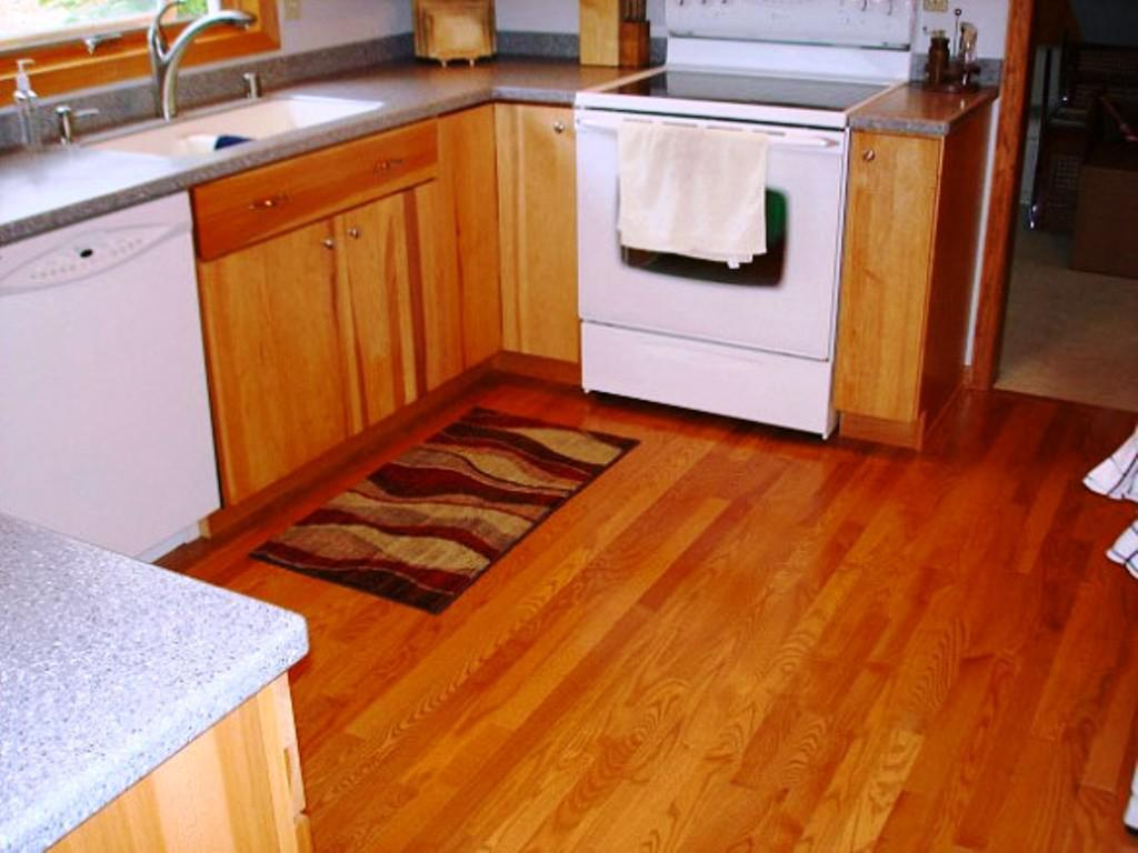 Image of: Commercial Kitchen Flooring Options