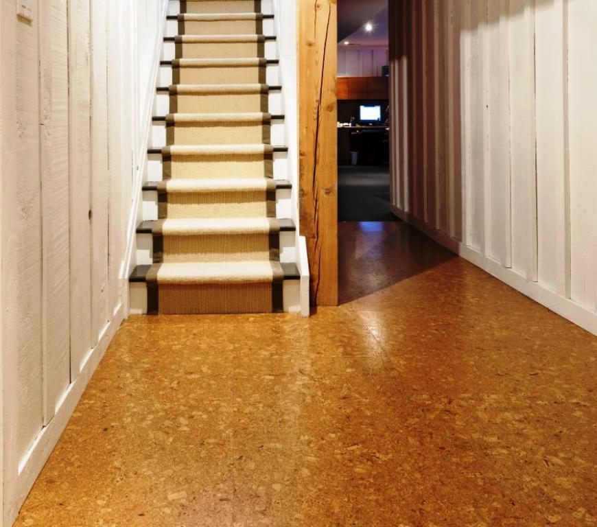 Image of: Cork Floors Pros and Cons