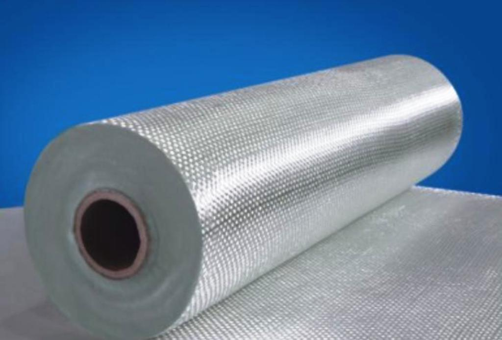 Image of: Fiberglass Mat Roll