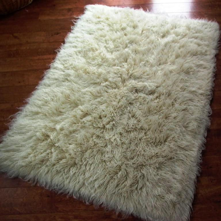 Image of: Flokati Rugs from Greece