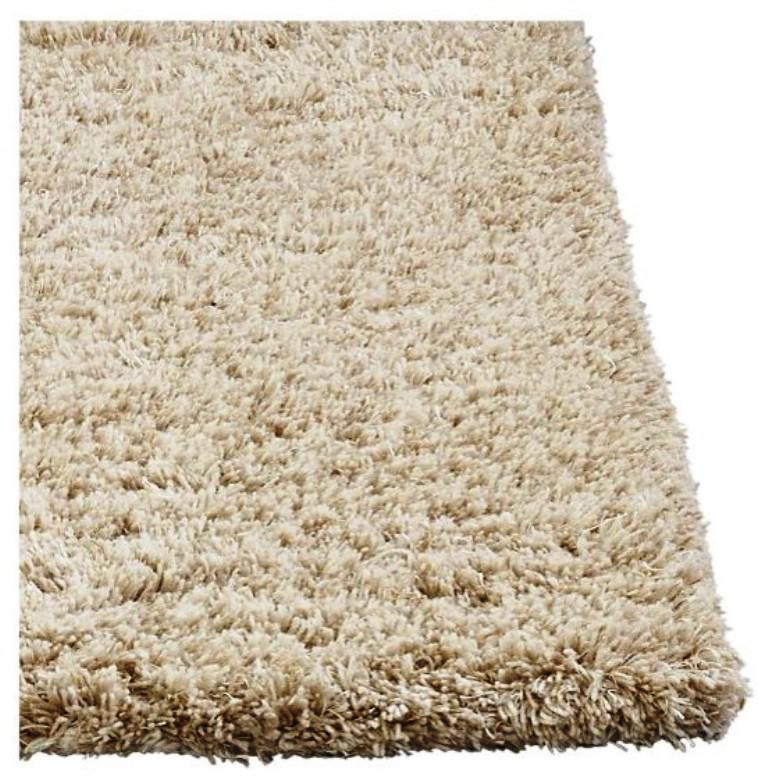 Image of: Gray Shag Rug