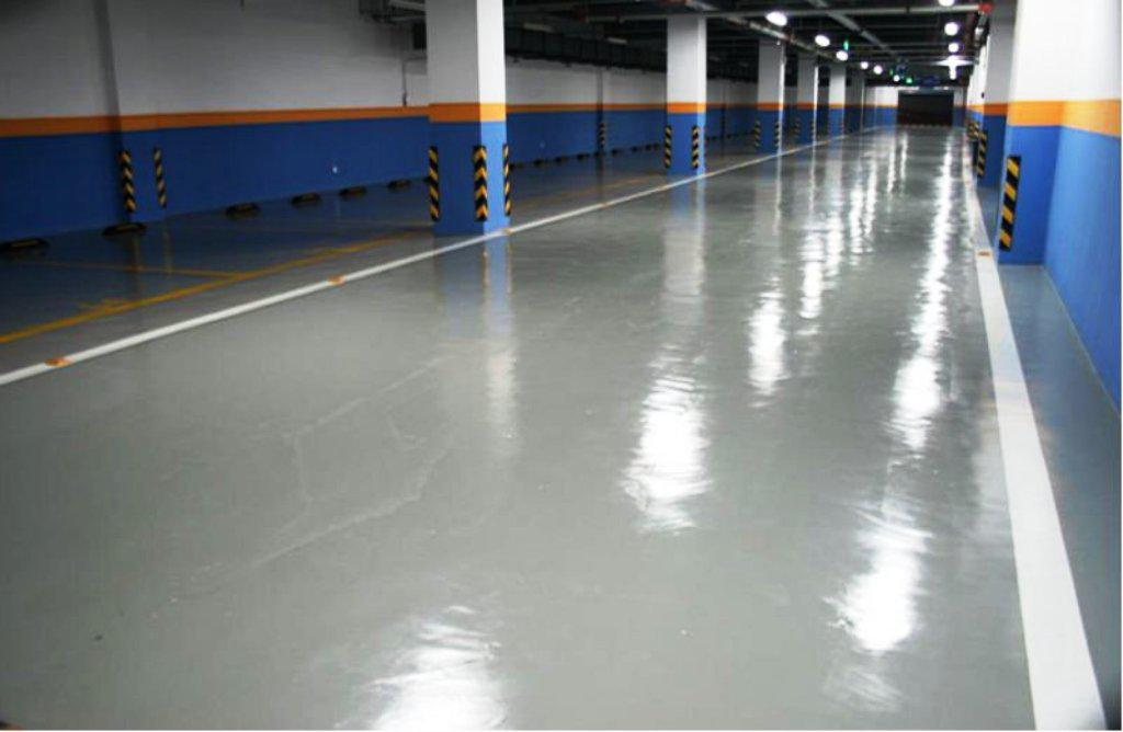 Image of: Great Epoxy Floor Coatings