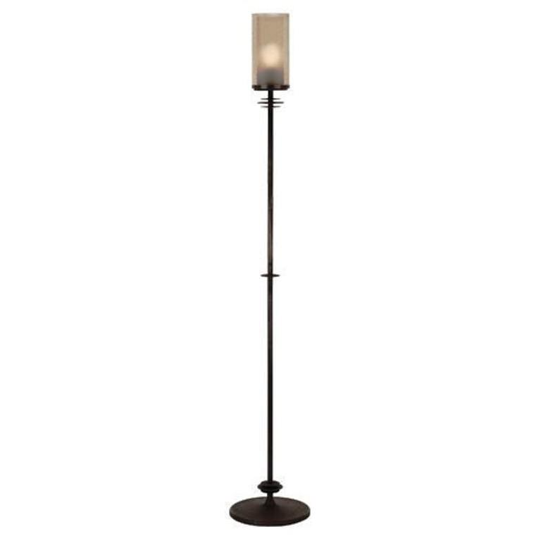 Image of: Halogen Torchiere Floor Lamp