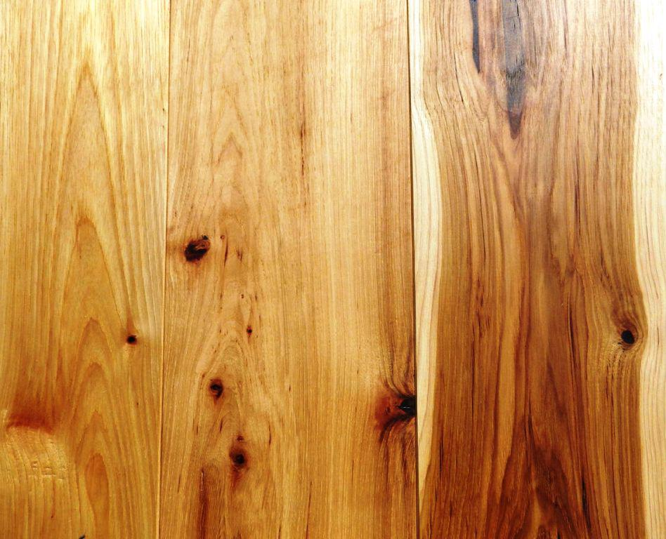 Image of: Hickory Engineered Hardwood Flooring