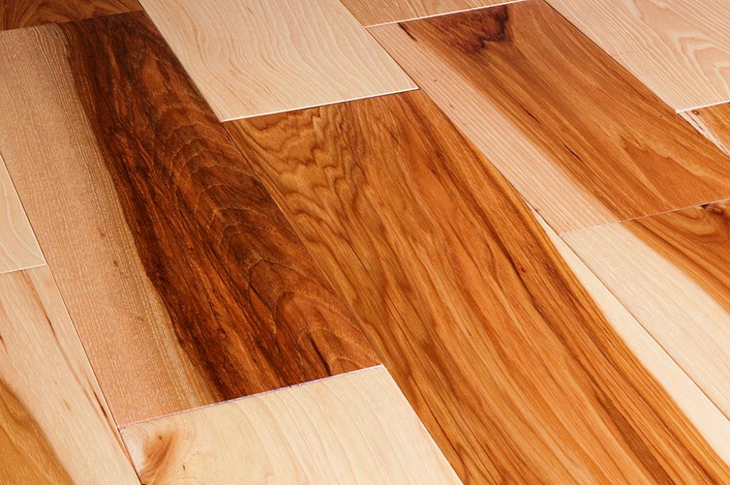 Image of: Hickory Hardwood Flooring Pictures