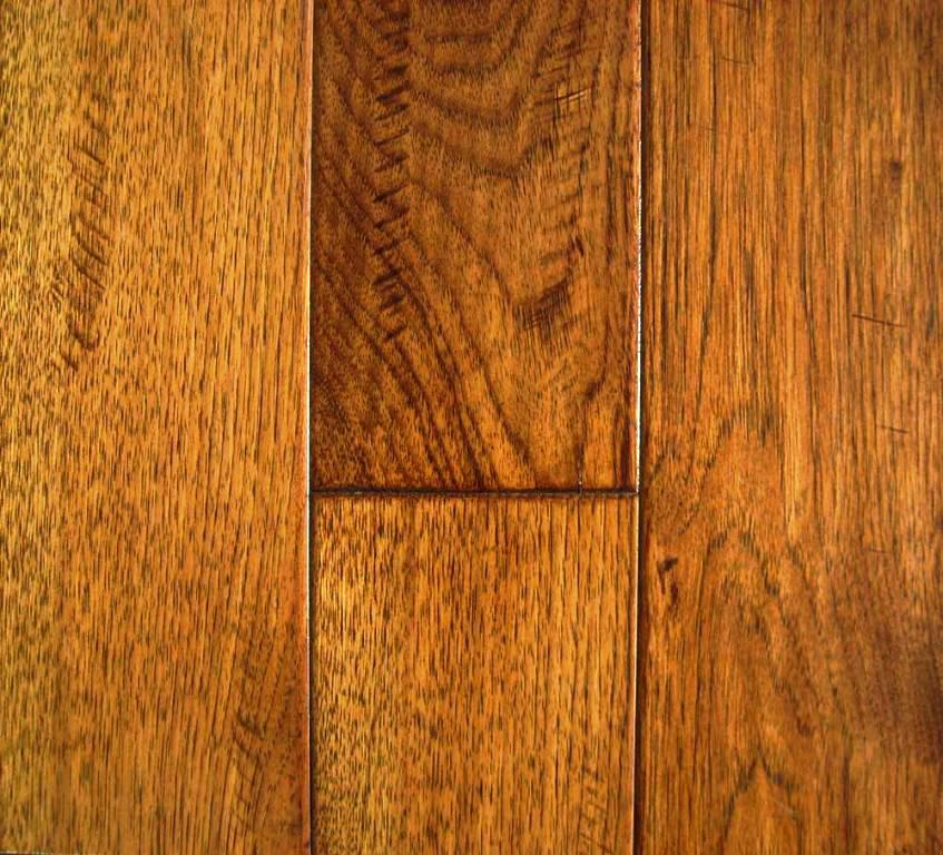 Image of: Hickory Hardwood Flooring Reviews